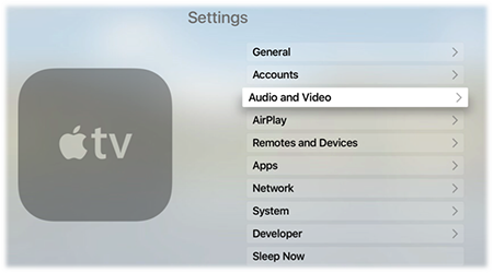 Dolby Audio support on Apple TV | Dolby Developer